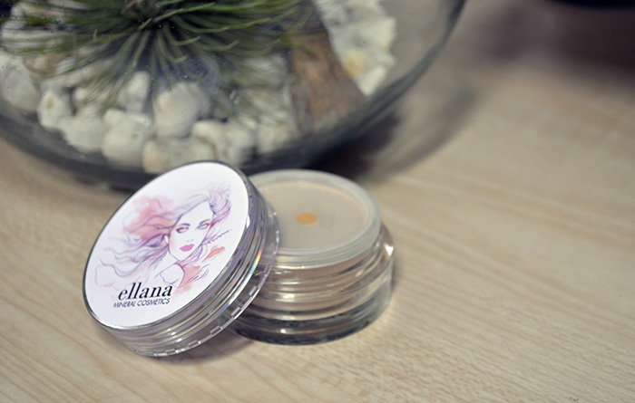 Ellana Minerals - Foundation - Pot