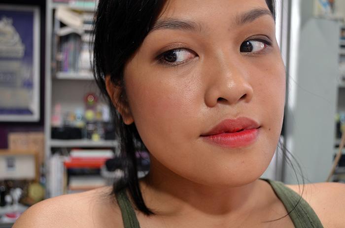 Ellana Minerals - Lip and Cheek Gel - Amethyst - Face 2