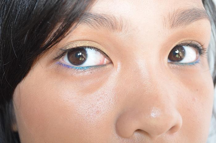 EOTD - Gradient Eyeliner - Eye