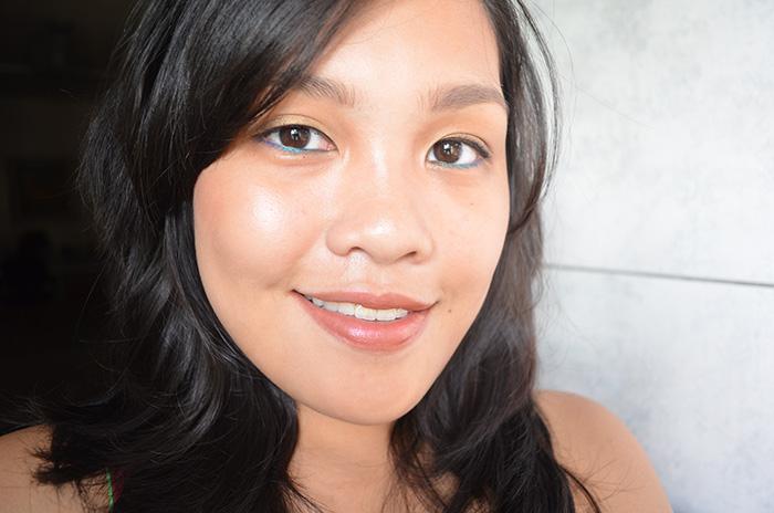 EOTD - Gradient Eyeliner - Face