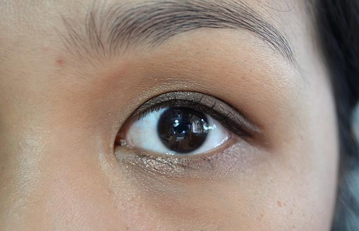 FOTD Daytime Smoky Eyes - LMdB Gravite - Eyes 1