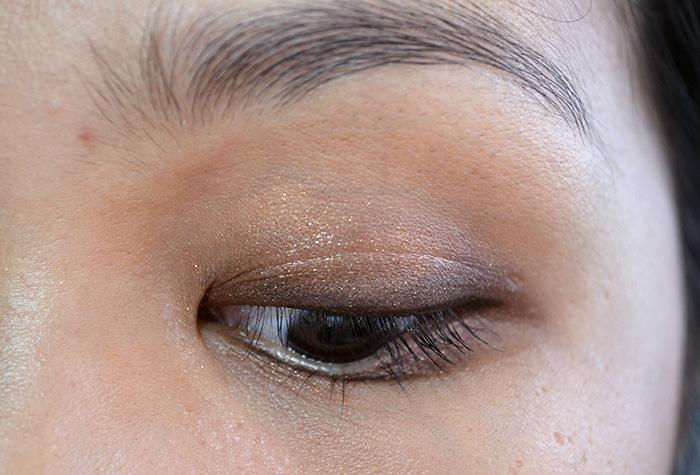 FOTD Daytime Smoky Eyes - LMdB Gravite - Eyes 2