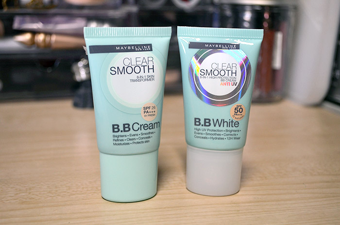 Maybelline BB Creams