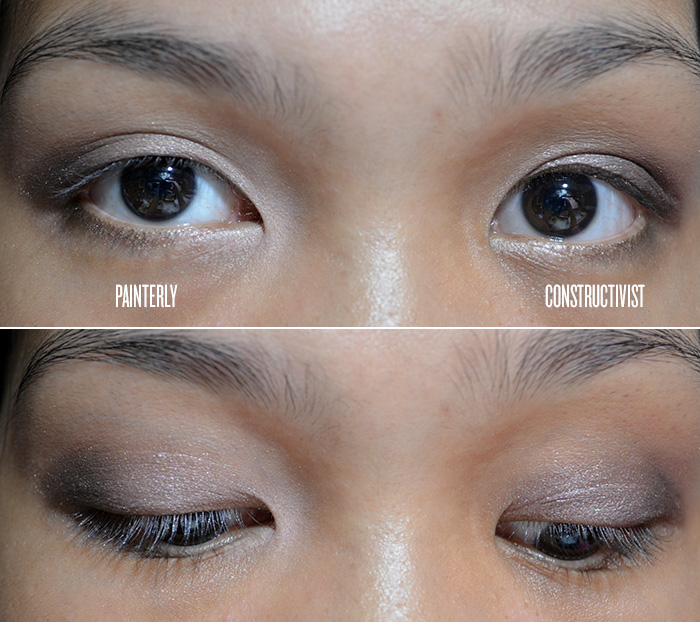 Painterly and Constructivist - UD Naked