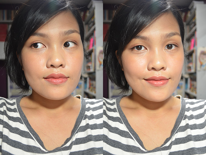 RBR Colour Burst Lipstic in Whim of Mine - Face