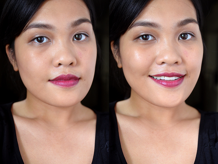 3CE Lip Color - Vamp - Strong Brow