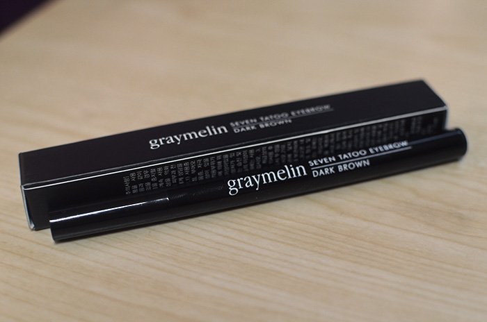 Graymelin Seven Tattoo Eyebrow - Dark Brown
