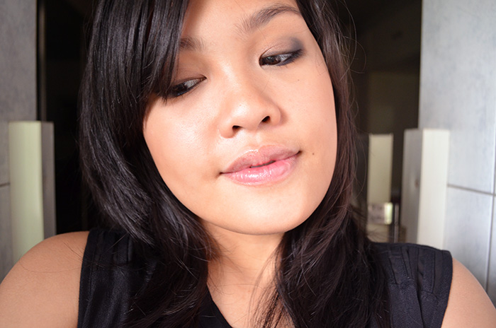 Le Metier de Beaute - Eyeshadow - Corinthian, Noir, Midnight Sky - Face 1
