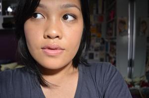 Le Metier de Beaute Hydra Creme Lipstick - Sahara - Face