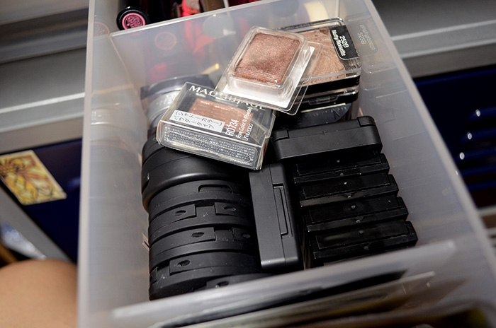 MU Storage - Drawer - Eye Singles
