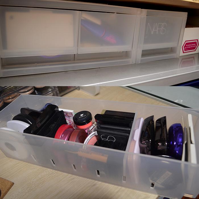MU Storage - Drawers - Cheeks, Face