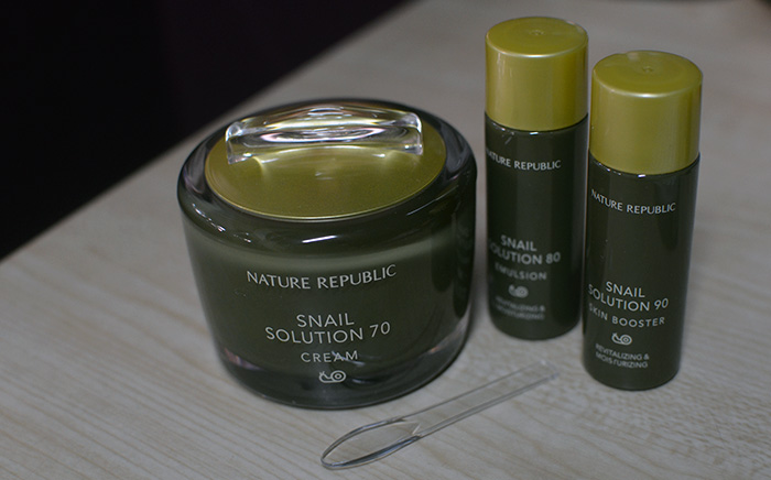 Nature Republic Snail Solution Set