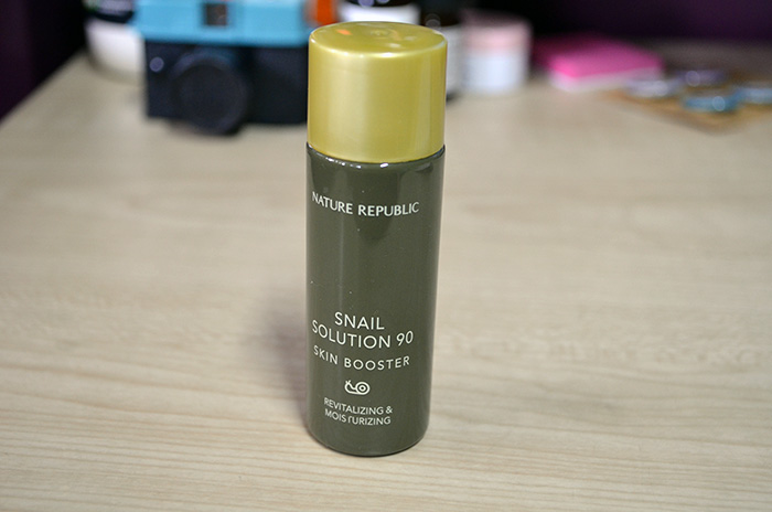 Nature Republic - Snail Solution - Skin Booster