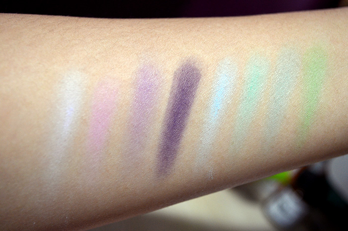 Sigma - Creme de Couture - Swatches 2