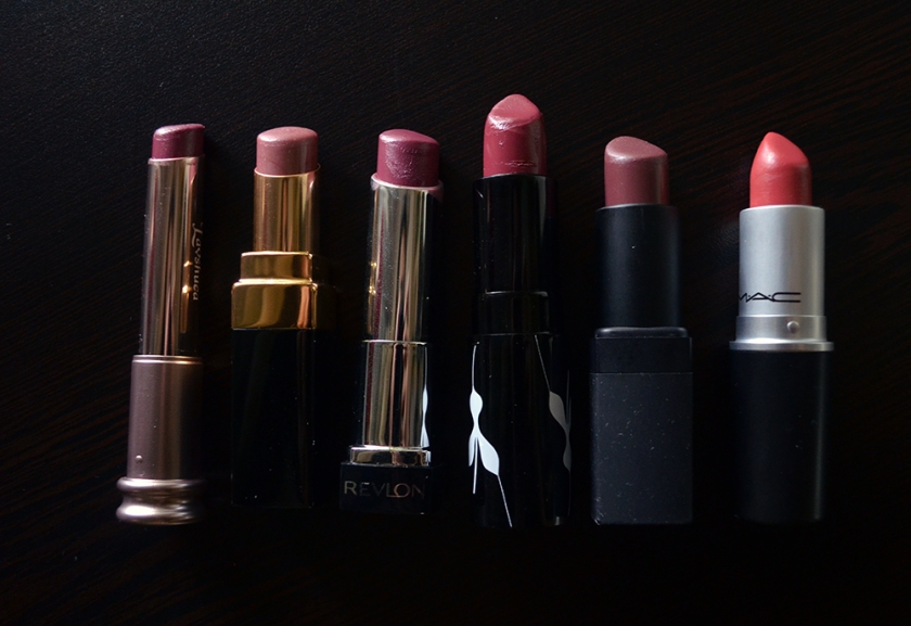 5 Things Friday - Sheer Lipsticks