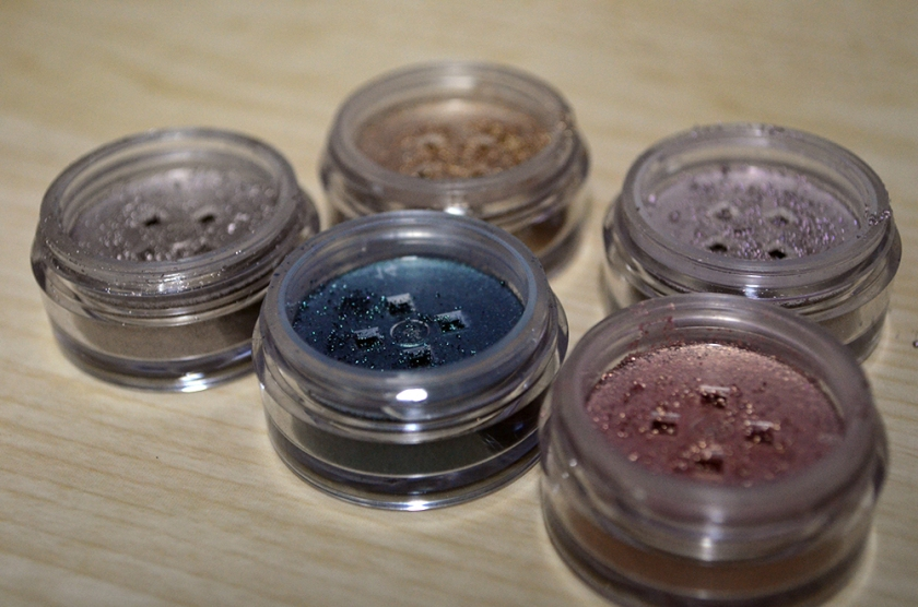 bareMinerals Degrees of Dazzling - High Shine - Pots