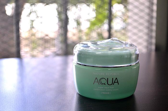 BNT - Nature Republic Aqua - Super Aqua Max - Combination Watery Cream