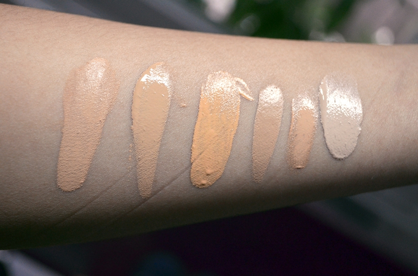 Foundation Comparison