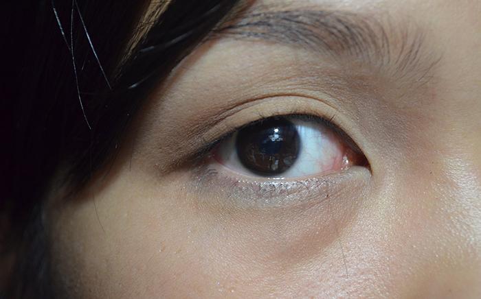 Le Metier de Beaute - True Colour Eye Shadow - Naked, Tamarack - Eye 1