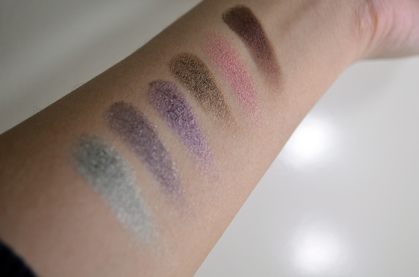 Rouge Bunny Rouge - Long-Lasting Eyeshadows - Swatches 2
