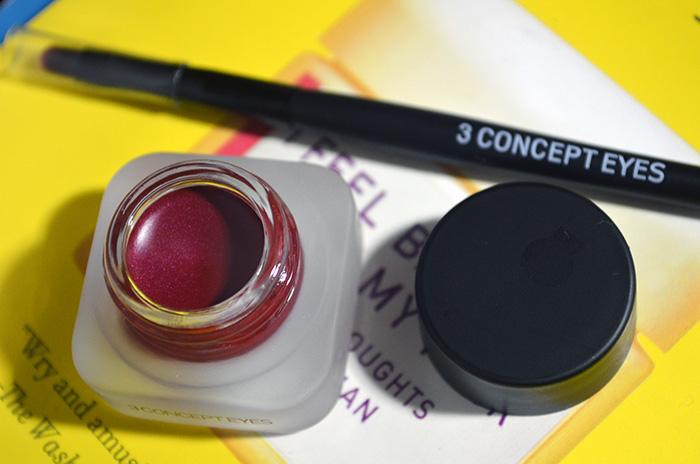 Stylenanda 3CE - Gel Eyeliner - #LOVE - Pot