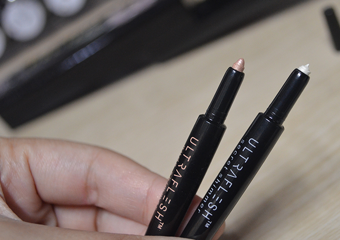 Ultraflesh - Shinebox - Highlighter Eyeliner