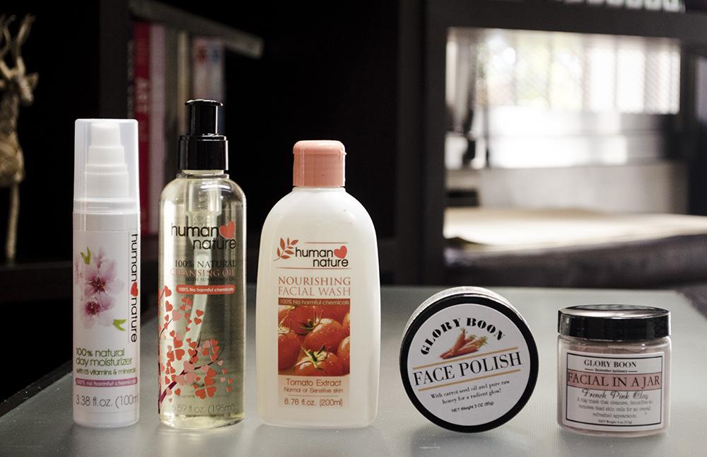 5 Things - Natural Skin Care