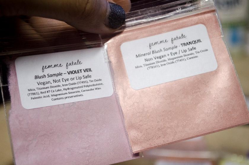 Femme Fatale - Sampler Pack - Packs 1