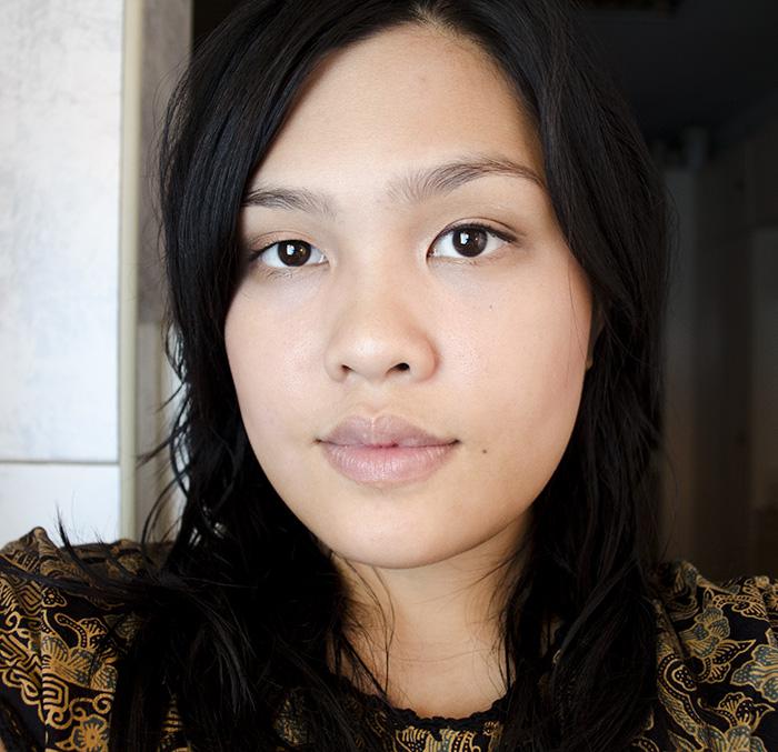 Glory Boon - Chai Tea Face