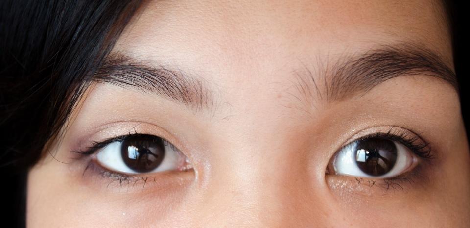 Illamasqua Pigment - Furore - Eyes Open
