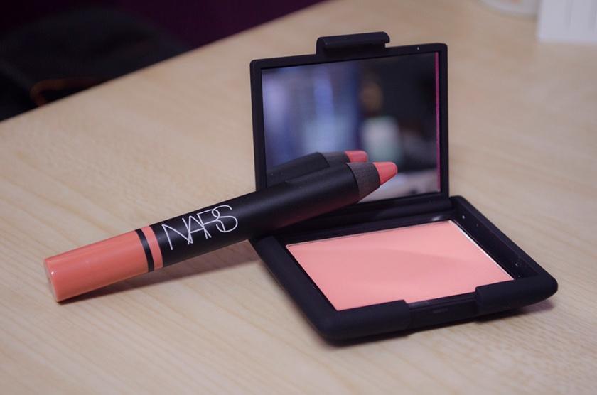 NARS Final Cut - Final Cut Blush, Decanso Lip Pencil