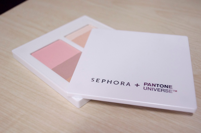 Sephora + Pantone Universe - Alchemy of Color Face Palette - Packaging