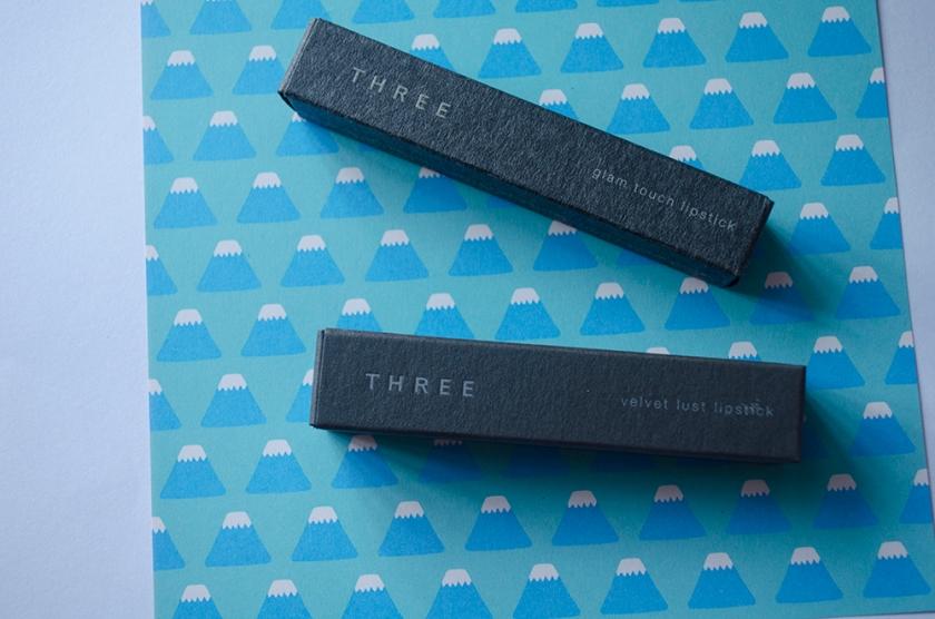 THREE - Lipsticks
