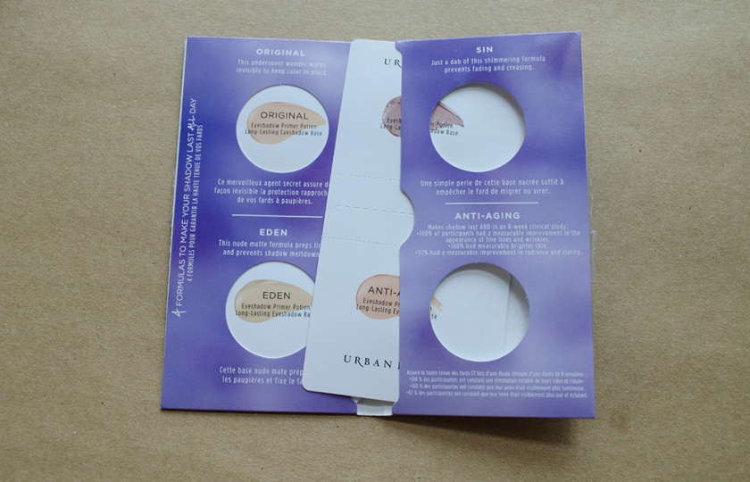 Urban Decay Naked 3 - PPs