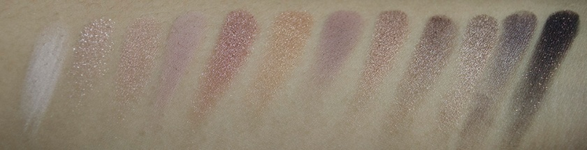 Urban Decay Naked 3 - Swatches - All