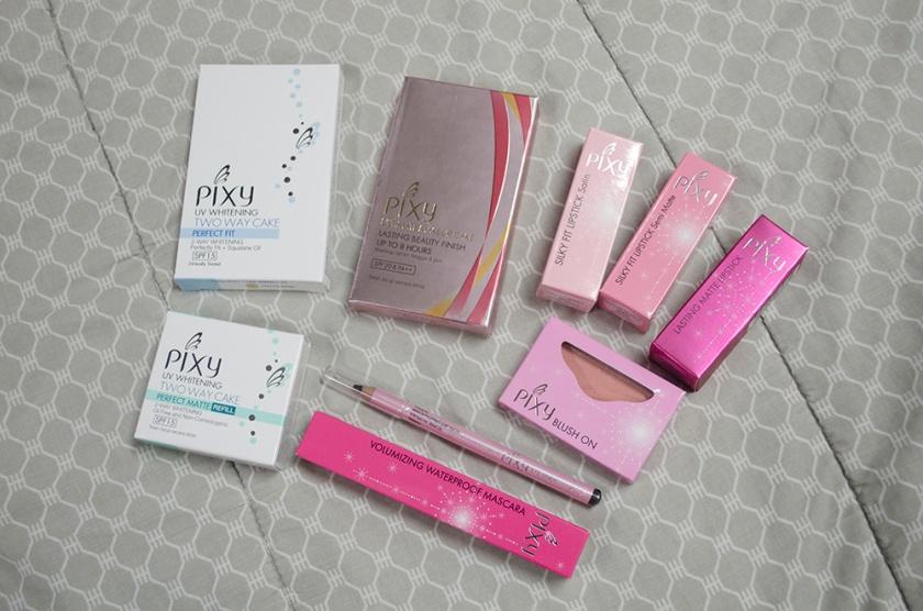 BDJ Box - April - Pixy - Makeup