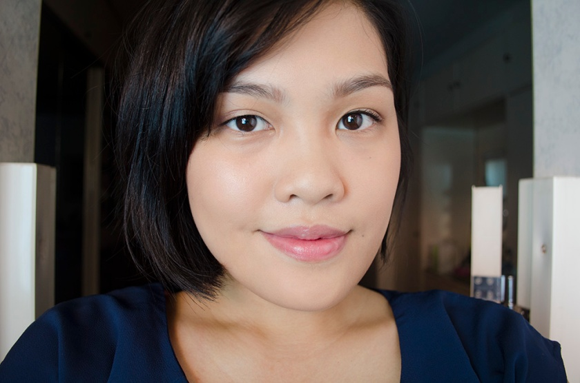 FOTD - Soft Pink Look - Face 1