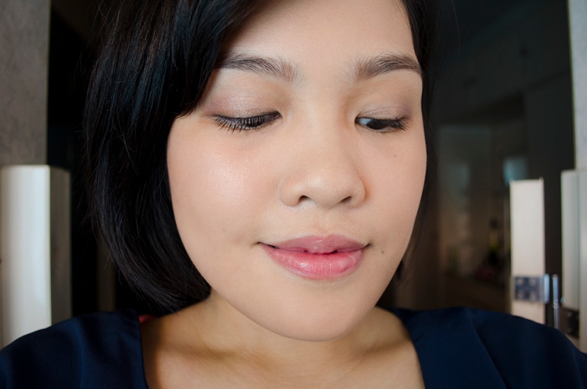 FOTD - Soft Pink Look - Face 2