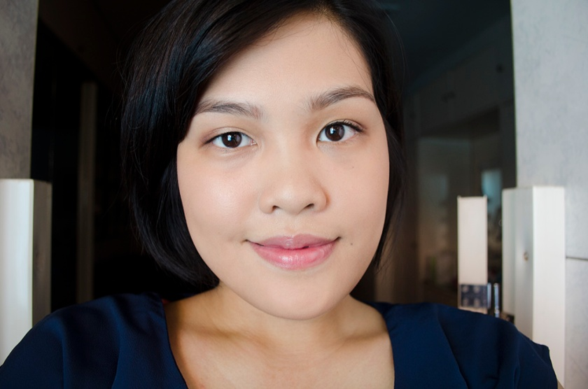 FOTD - Soft Pink Look - Face 3