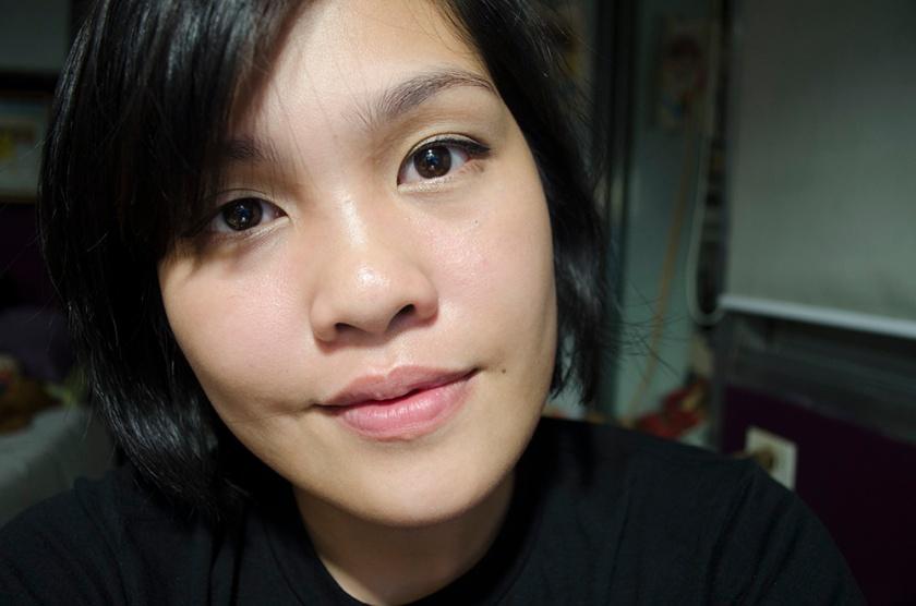 LMdB over primer - face