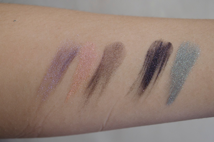 Notoriously Morbid - Misc Swatches