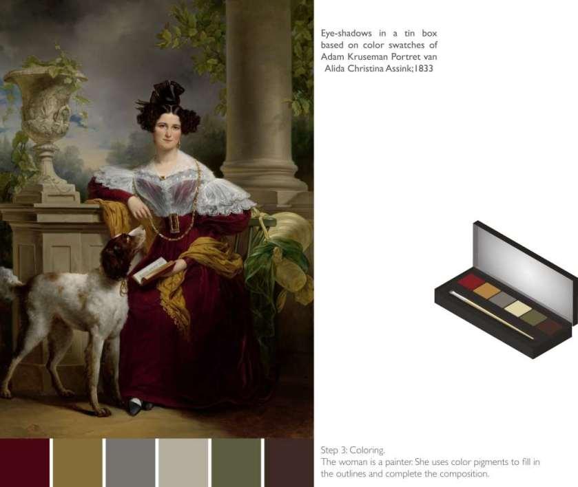 rijksmuseum makeup