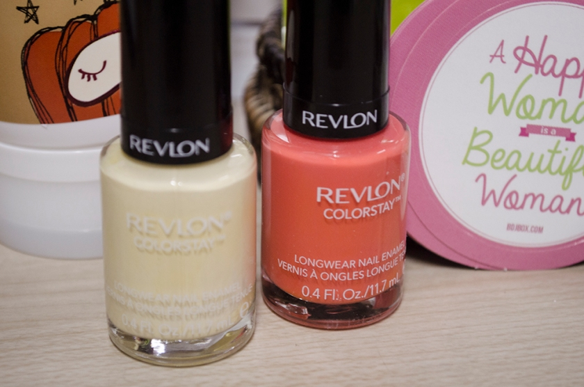 BDJ Box - Revlon Polishes