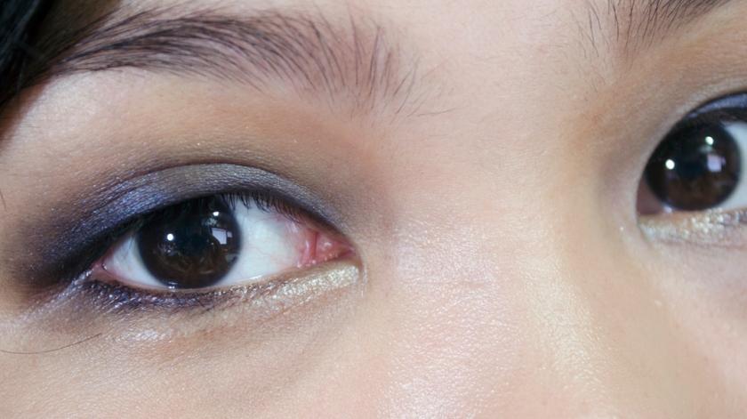 LMMU - One Shadow Smokey Eye - Eyes