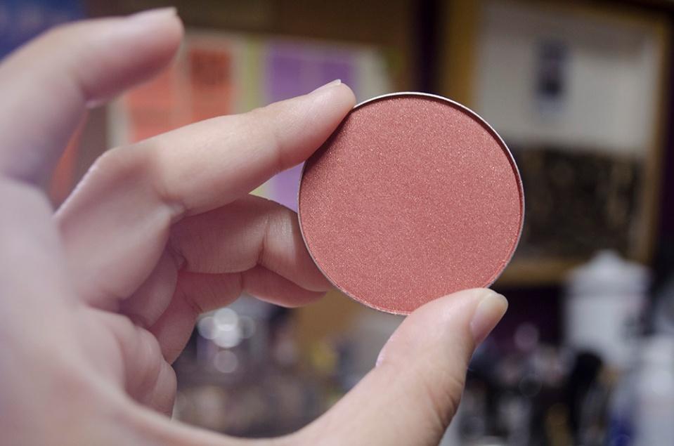 MAC Powder Blush - Ambering Rose - Pan
