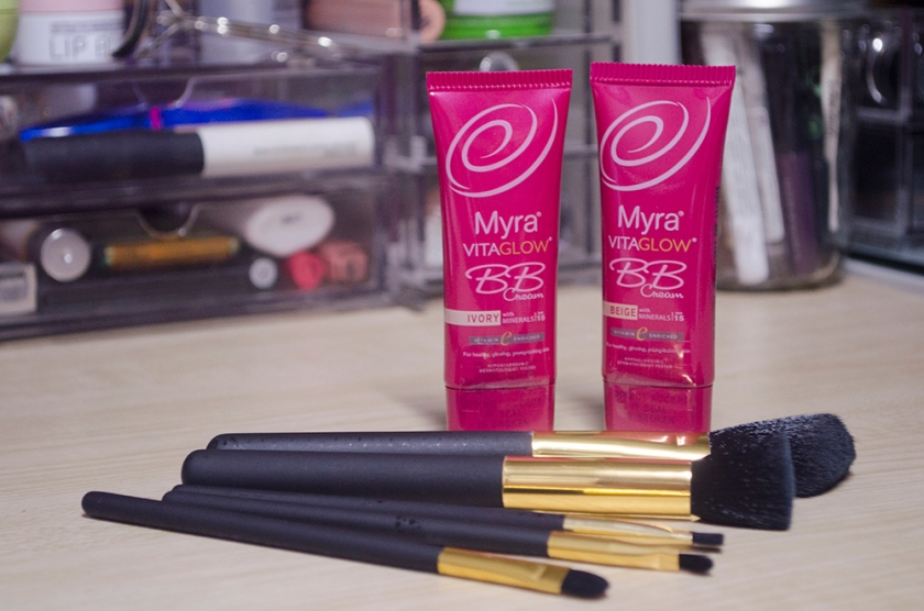 MYRA VITAGLOW BB CREAM - Package