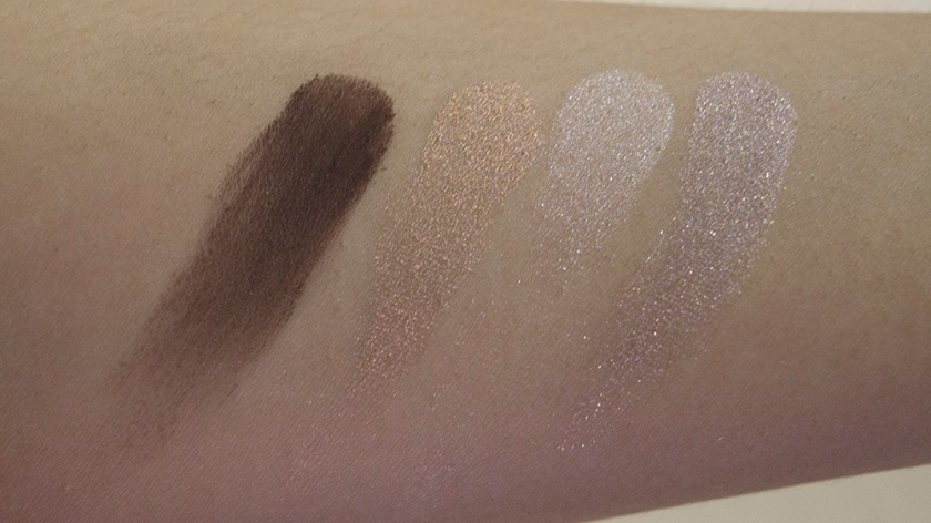 Victorian Disco - Bella's Range of Emotions, Sin'Dorei, Dashing Doctor, Fallen Survivor - Swatches