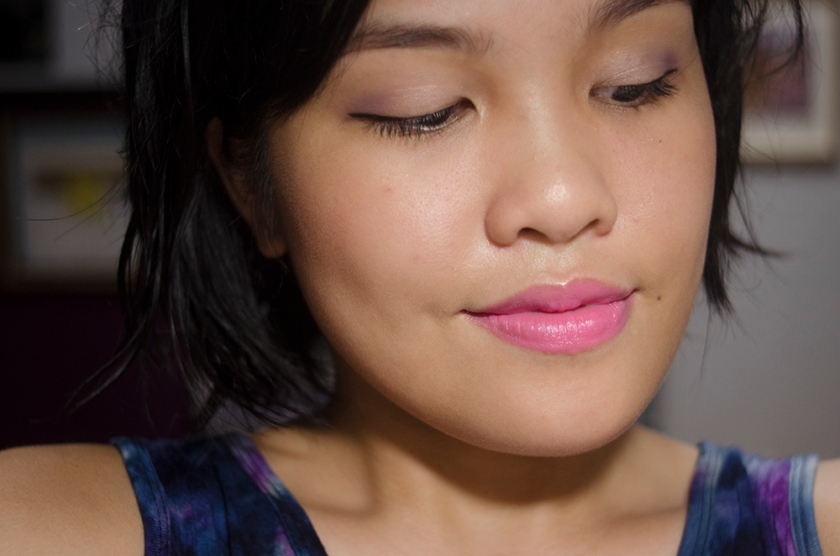 20 Days of Lipstick - Illamasqua Immodest