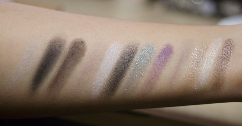 Addiction by Ayako - Tuxedo Moon, Mudd Club, Sugar Rusk - Swatches