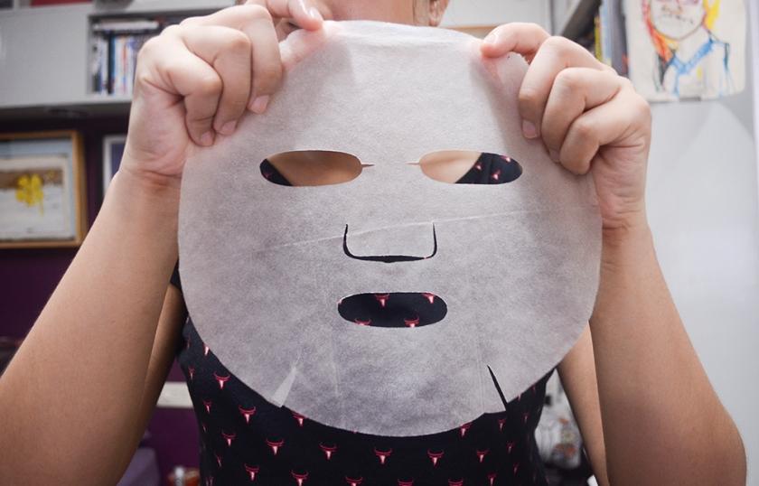 Leaders InSolution - Collagen Lifting Skin Renewal Mask - Sheet